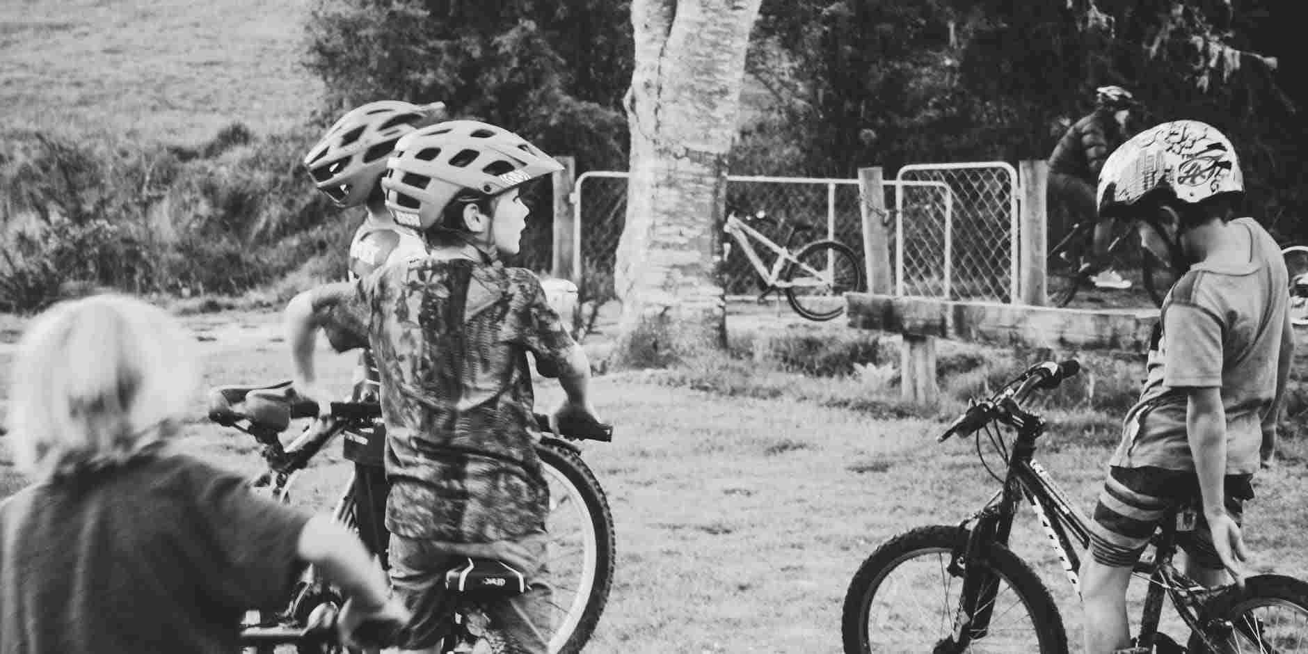 Biken macht Spaß!